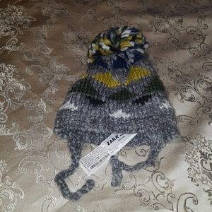 Zara Accessories Baby Hat Size 6-12 Months